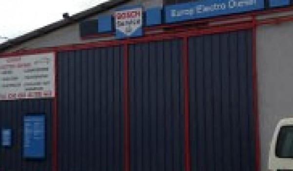Garage baruteau for Reprise 206 garage